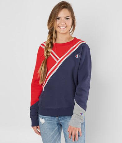 Champion® Color Block Sweatshirt