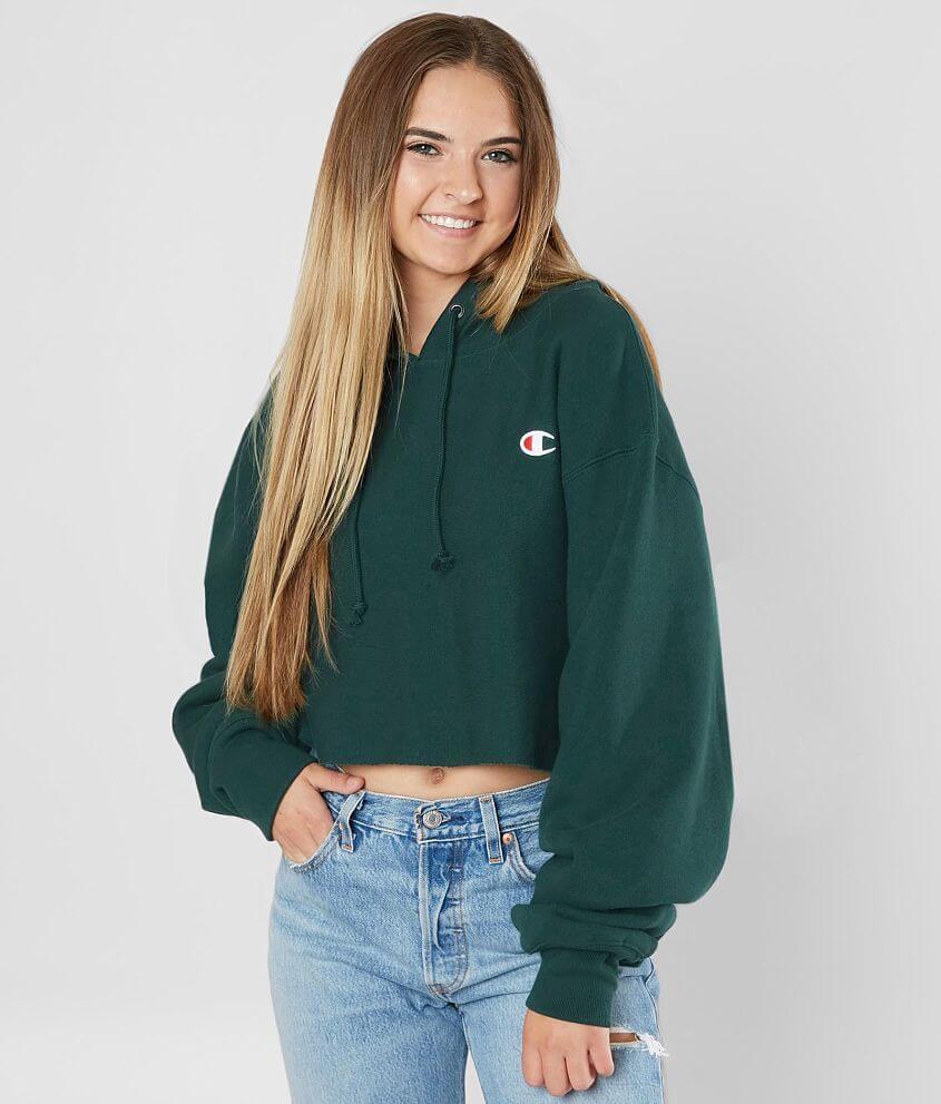 334f06b3461c Champion® Reverse Weave Cropped Sweatshirt - Women s Sweatshirts in ...