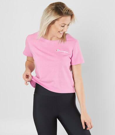 Champion® Cropped T-Shirt