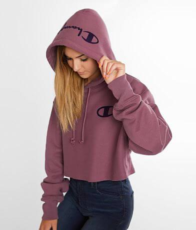 Champion® Reverse Weave Hooded Sweatshirt