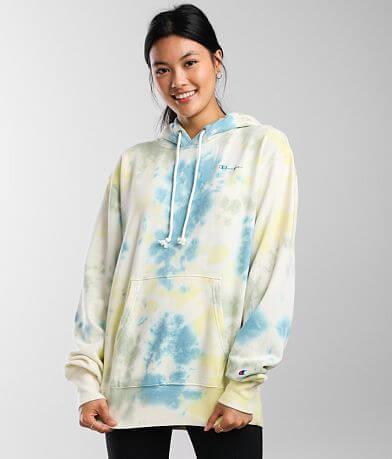 Champion® Sunwash Hooded Sweatshirt
