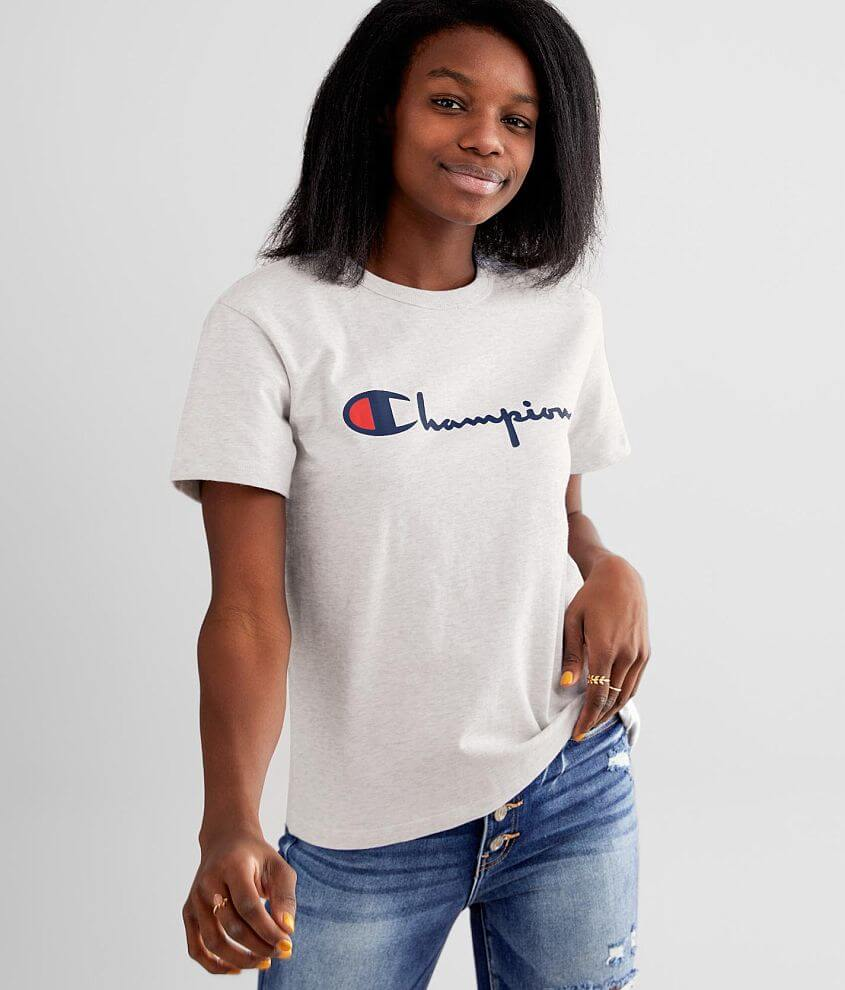 Champion® The Heritage T-Shirt front view