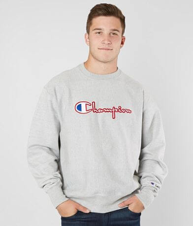 Champion® Crew Neck Sweatshirt