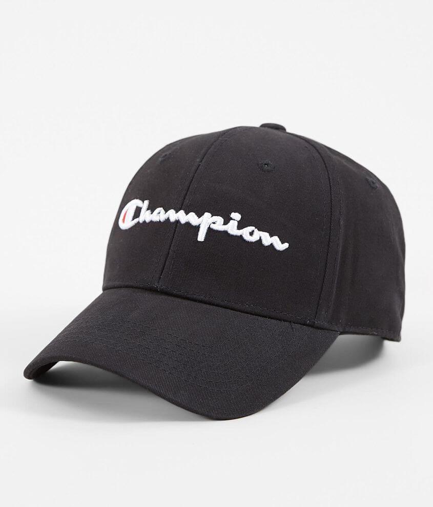 2d4688ec Champion® Classic Twill Dad Hat - Men's Hats in Black   Buckle