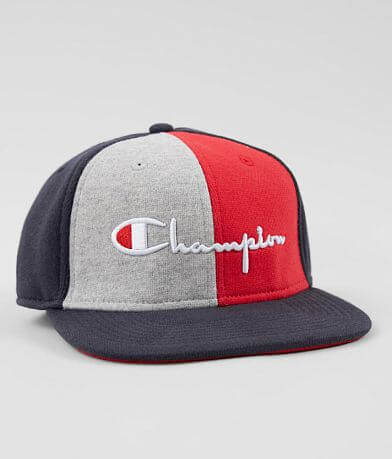 Champion® Reverse Weave Color Block Hat