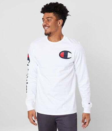 Champion® Heritage Big C T-Shirt