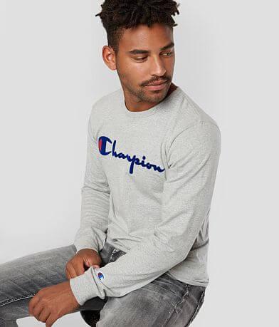Champion® Heritage Flocked Pullover