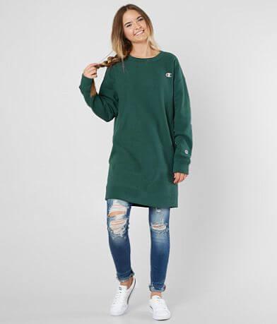 Champion® Long Tunic Sweatshirt