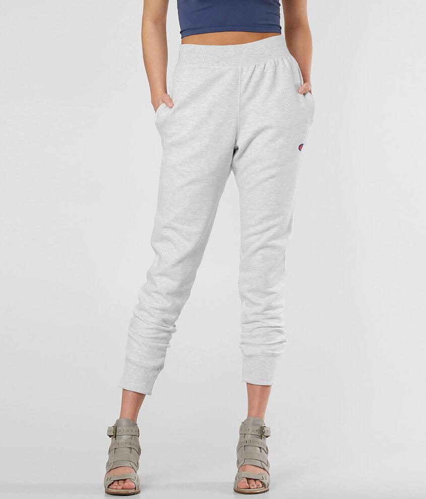 bafc223c Champion® Reverse Weave Jogger Sweatpant - Women's Pants in Silver Grey    Buckle