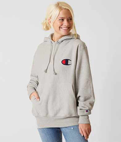 Champion® Reverse Weave Hooded Sweatshirt