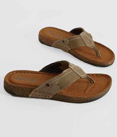 Simple Coronado Sandal