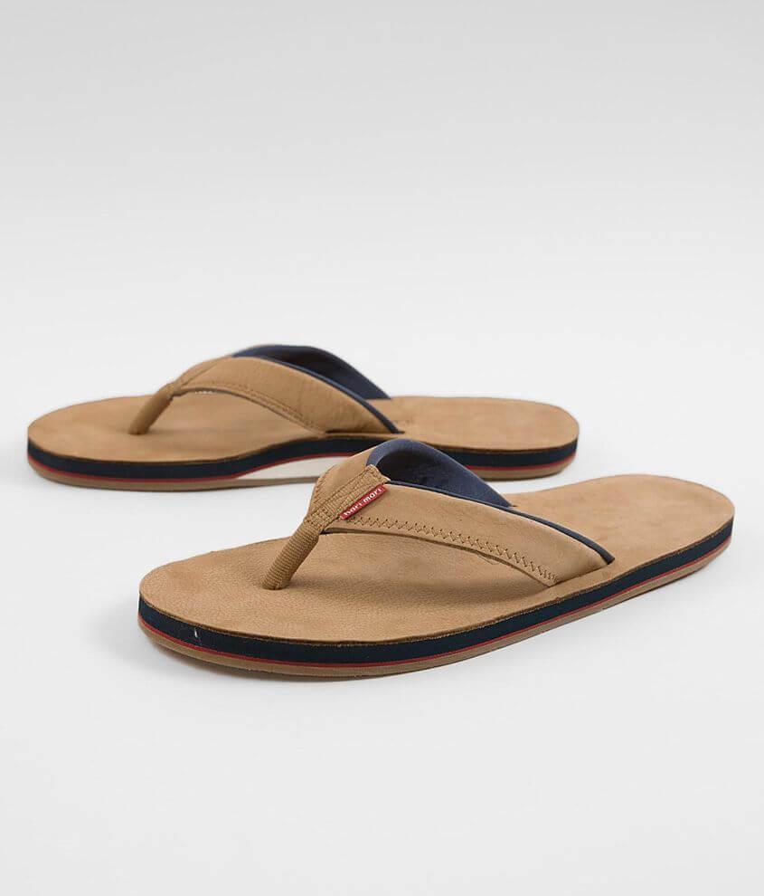 ad3c82df8d0d hari mari Piers Leather Flip - Men s Shoes in Tan