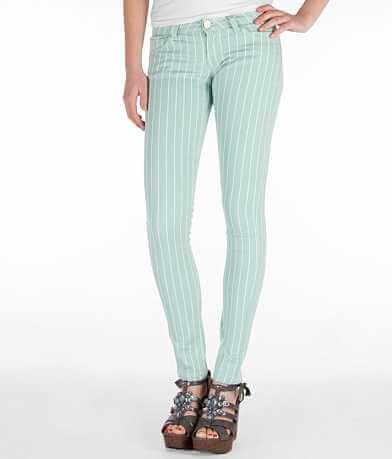 Hart Striped Skinny Stretch Jean