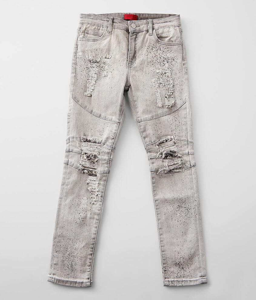 Boys - Haus of JR Kahane Taper Stretch Jean front view