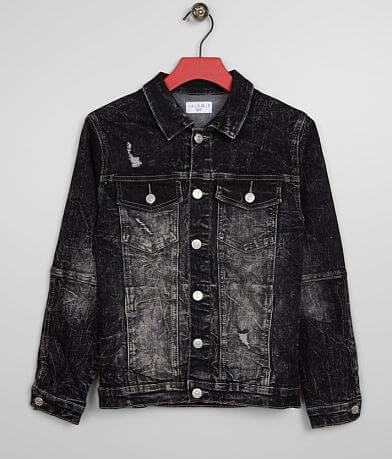 Boys - Haus of JR Denim Stretch Jacket