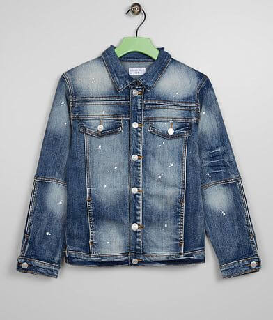 Haus of JR Denim Stretch Jacket