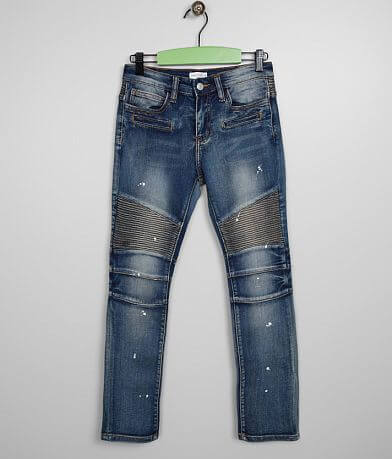 Haus of JR Taper Stretch Jean