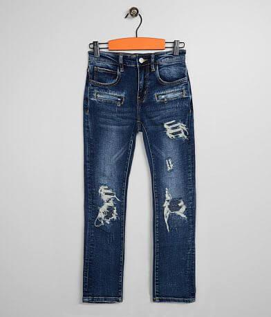 Boys - Haus of JR Moto Taper Stretch Jean