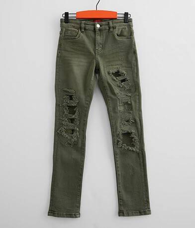 Boys - Haus of JR Ricky Taper Stretch Jean