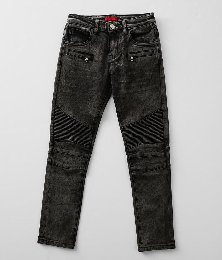Boys - Haus of JR Jackson Taper Stretch Jean front view