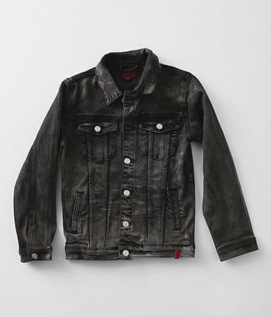 Boys - Haus of JR Jackson Denim Stretch Jacket