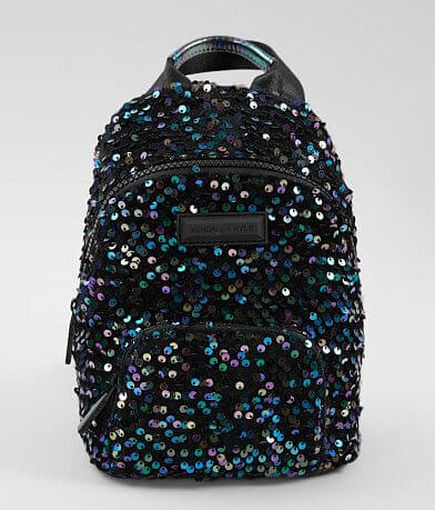 KENDALL + KYLIE Lucy Sequins Mini Backpack