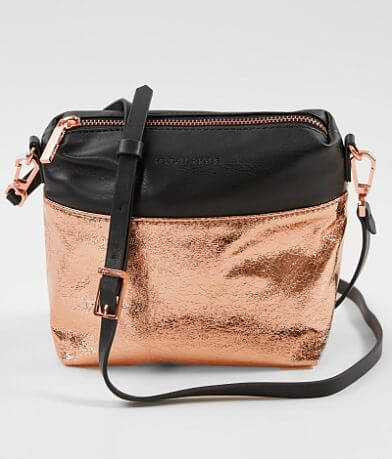 KENDALL + KYLIE Callie Foiled Crossbody Purse
