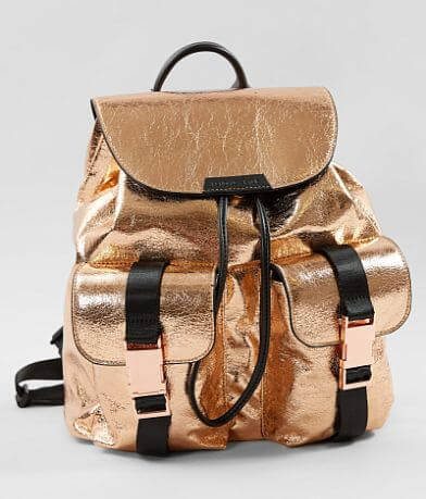 KENDALL + KYLIE Lex Foiled Backpack
