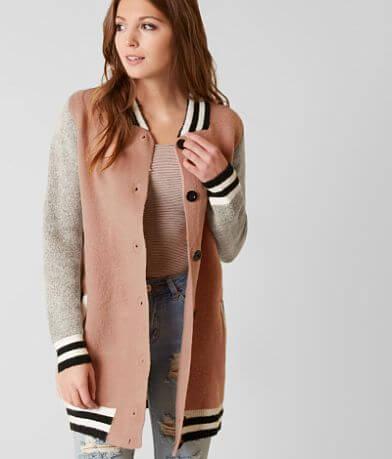 Hem & Thread Varsity Jacket