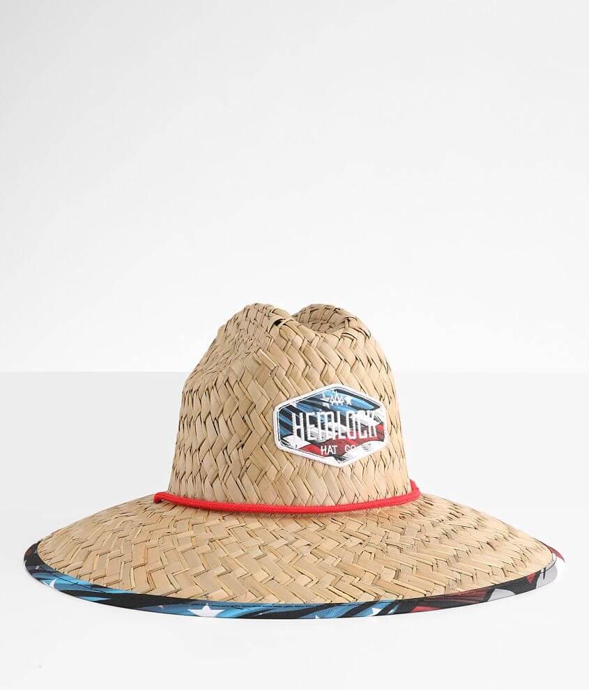 HEMLOCK HAT CO. The Maverick Hat front view