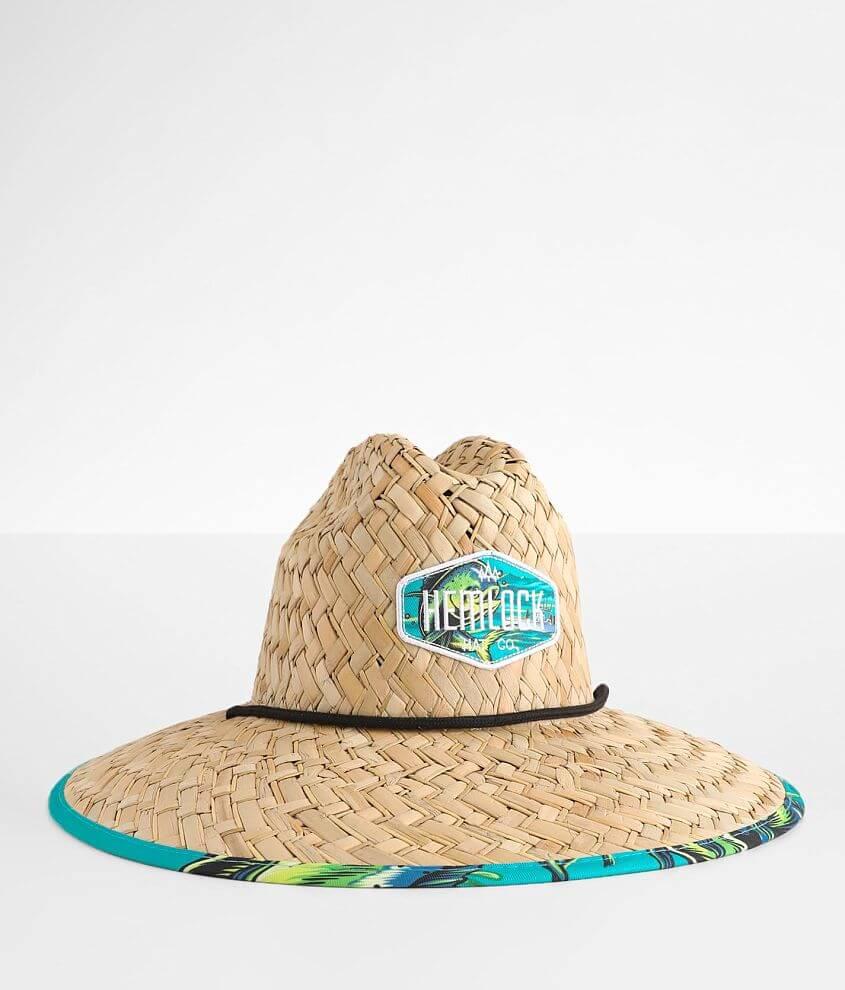 HEMLOCK HAT CO. Dorado Hat front view