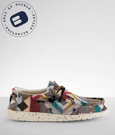 Hey Dude Wally Woven Shoe