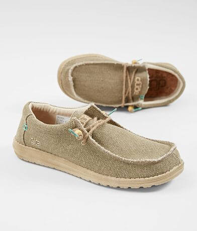 Hey Dude Wally Braided Shoe