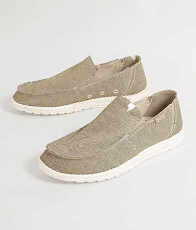 Hey Dude Chan B Stretch Shoe