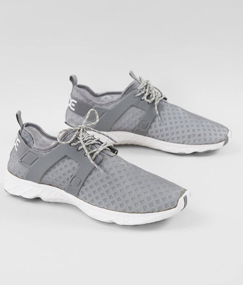 405ca90cdb4c Hey Dude Mistral Shoe - Men s Shoes in Grey White