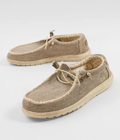 Hey Dude Wally B Braided Shoe