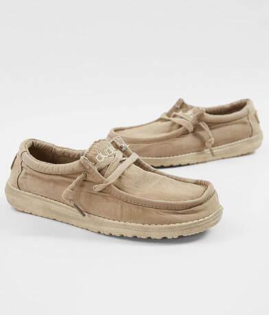 Hey Dude Wally Shoe