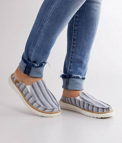 Hey Dude Lexi Striped Shoe