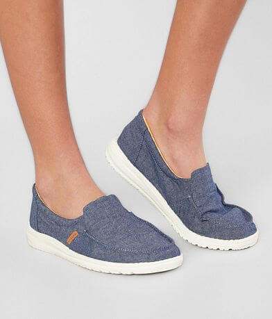 Hey Dude Misty Chambray Shoe