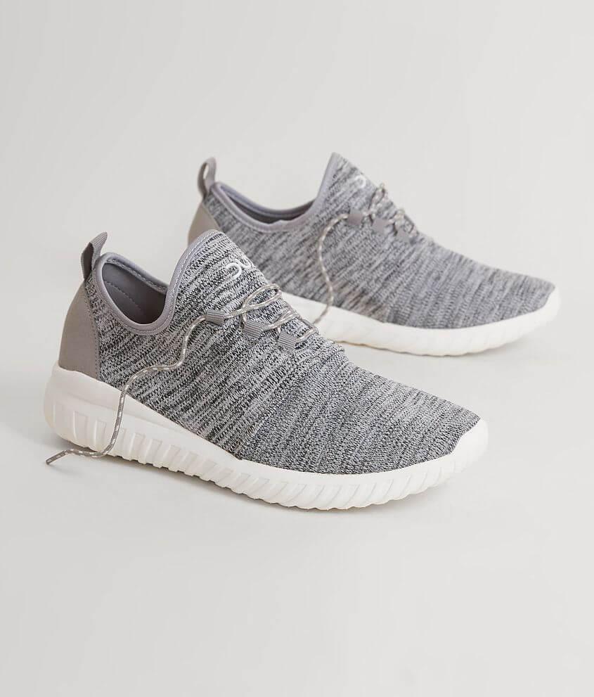 Hey Dude Renova Sox Shoe - Men s Shoes in Grey Multi  efe9e23b377e