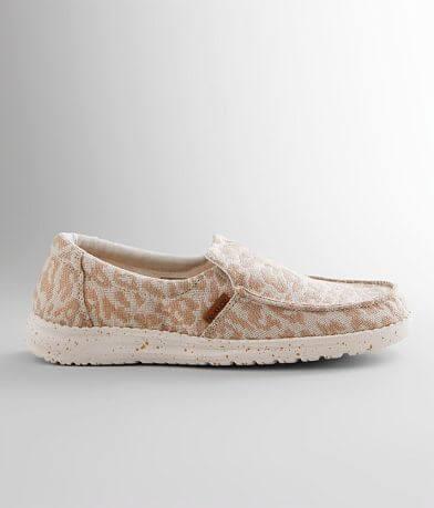 Hey Dude Misty Cheetah Shoe
