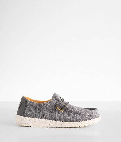 Toddler/Youth - Hey Dude Wally Shoe
