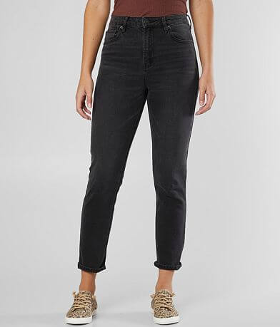 HIDDEN Zoey Mom Fit Stretch Jean
