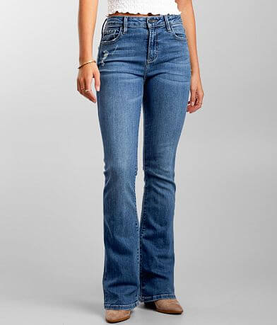 HIDDEN Happi Flare Stretch Jean