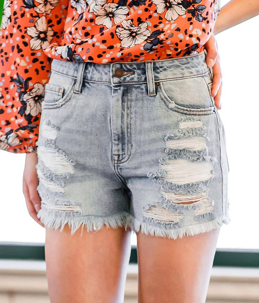 HIDDEN Finn High Rise Short