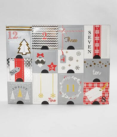 12 Days Of Holiday Socks Box Set