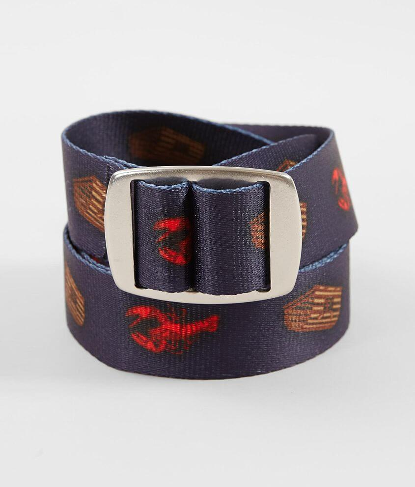 Croakies® Lobsters Belt front view