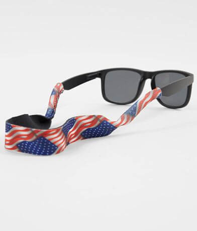 Croakies® USA Flag XL Eyewear Retainer