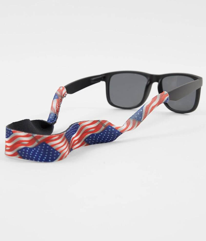 a966d334e4 Croakies® USA Flag XL Eyewear Retainer - Men s Accessories in USA ...