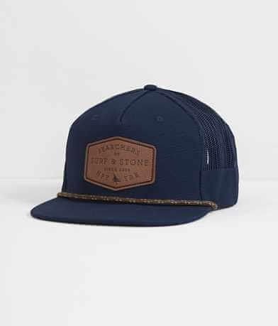 Hippy Tree Compound Trucker Hat
